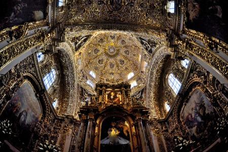 Capilla de la Virgen del Rosario, Puebla