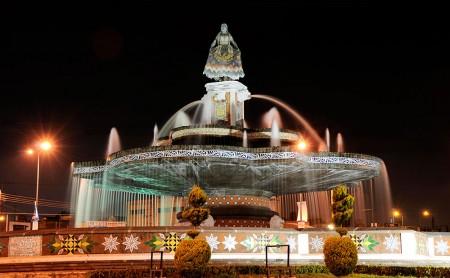 Fuente de la China Poblana, Puebla