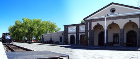 Museo Nacional del Ferrocarril, Puebla