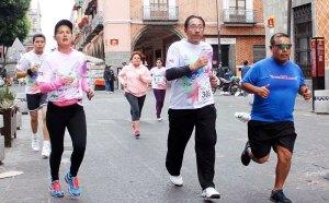Camina-Corre-Trota por los Secretos de Puebla