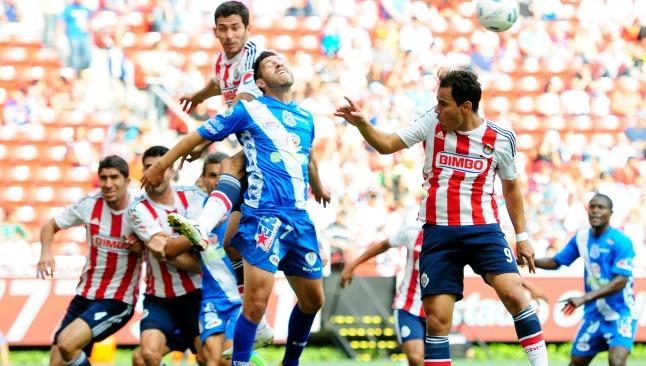 Puebla vs Chivas en vivo jornada 13 del Clausura 2016 de la Liga MX