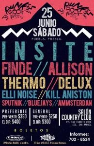 Punk Rock Fest 2016, Puebla