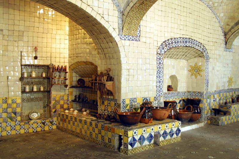 """Cocina """"Ex Convento de Santa Rosa"""""""