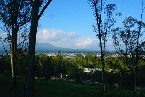 Contruccion del Parque para la Recuperación del Cerro de Amalucan