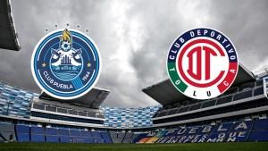 Puebla vs Toluca EN VIVO transmisión de TV Azteca: Torneo Apertura Liga MX