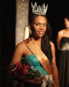 Juneteenth Queen Claudia Gonzales