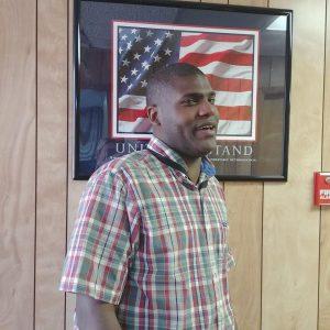 Juneteenth Pueblo 2017 President