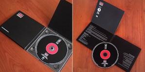 """Interior - CD """"Música Chilena de Raíz Electrónica"""""""