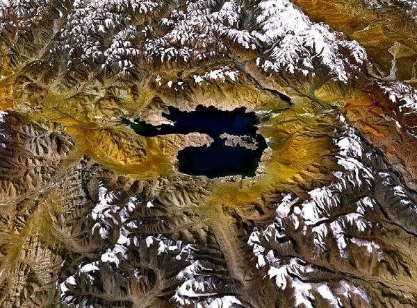 Kara-Kul Tayikistan