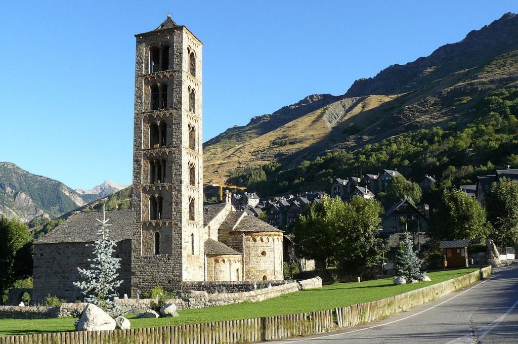 Tahull en el Pirineo Catalán