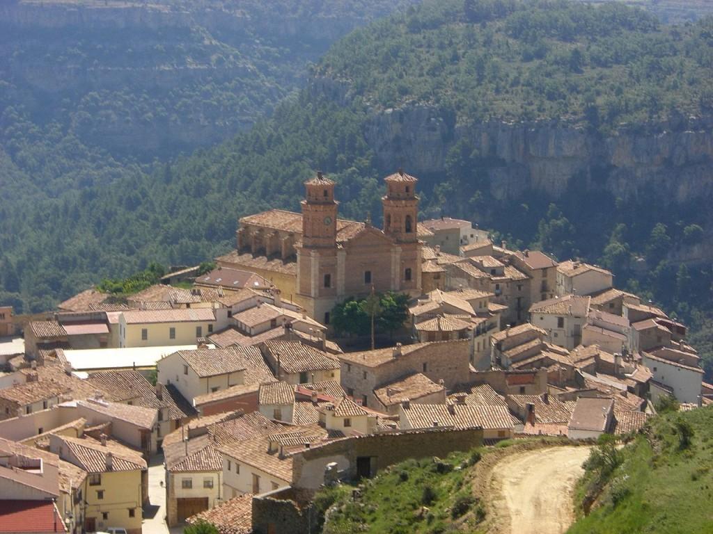 Villarluengo en Teruel