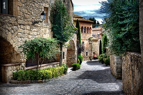 Begur girona catalu a pueblos con encanto for Hoteles originales cataluna