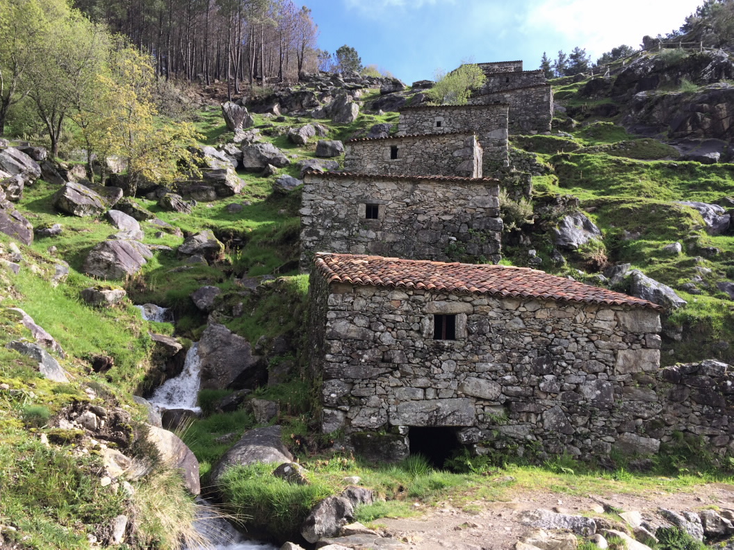 Muiños do Folón e do Picón en Galicia
