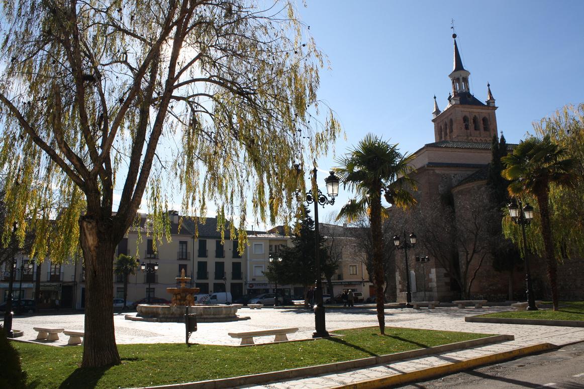 Illescas en Toledo
