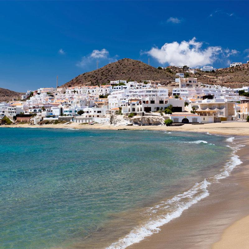 San Miguel de Cabo de Gata en Almería