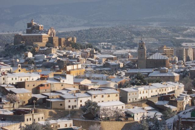 Caravaca de la Cruz en el noroeste de Murcia
