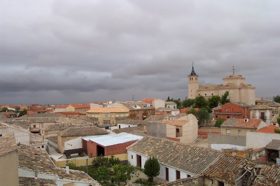 Bargas en Toledo