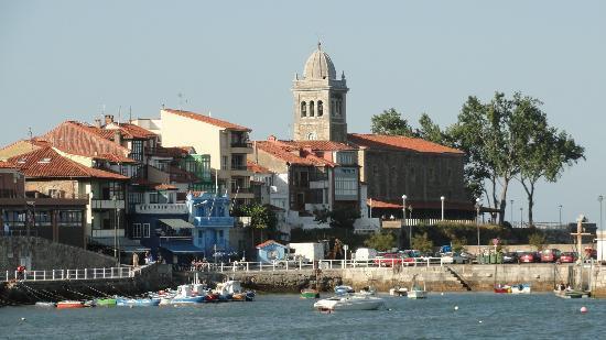 Luanco un pueblo pesquero en Asturias