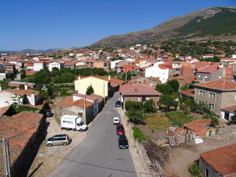 Navalmoral de la Sierra en Ávila