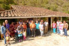 Inauguración de la Mucuposada San Antonio en La Veguilla, Mucutuy