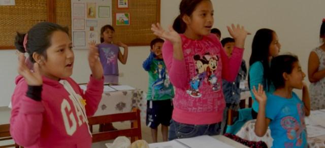 Singen im Englischunterricht 2
