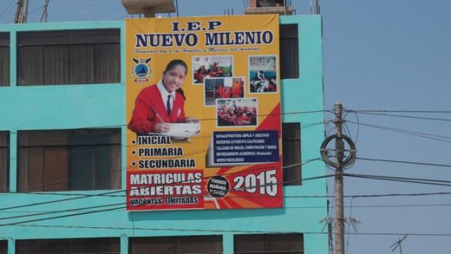 Puente Schülerin ist Schulbeste