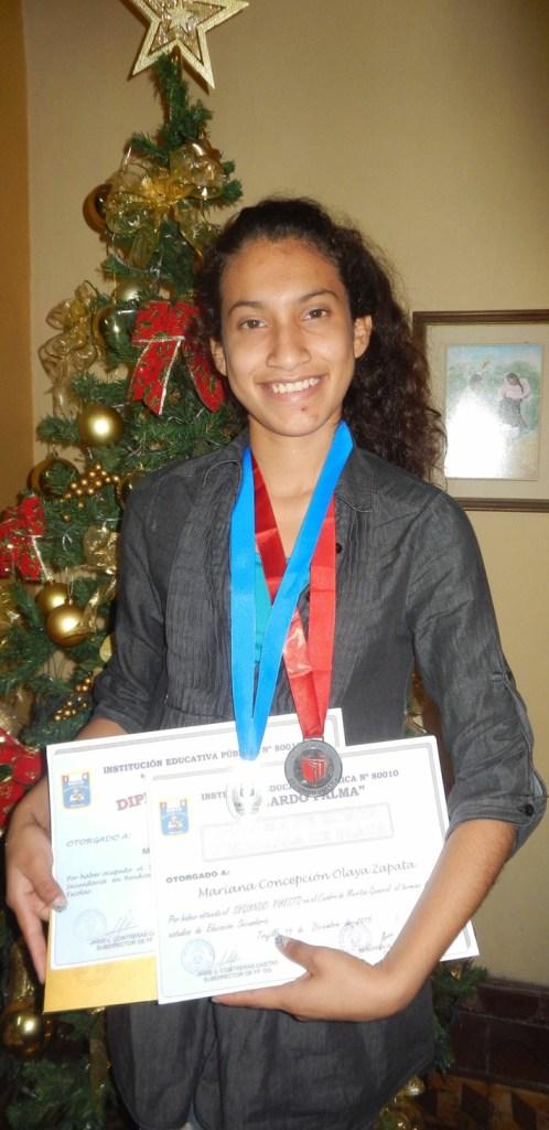 2015 Diplome Mriana Zapata