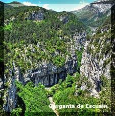 Rutas en el Pirineo