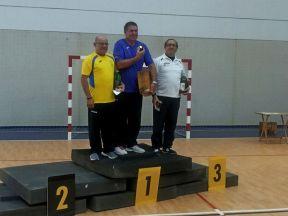 Pablo Romero 3º puesto
