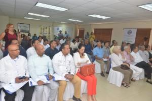 Invitados durante el acto de juramentación (1)