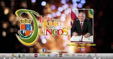 Anuncio TV: Majestuosas Fiestas de Pueblo en Juncos 2016
