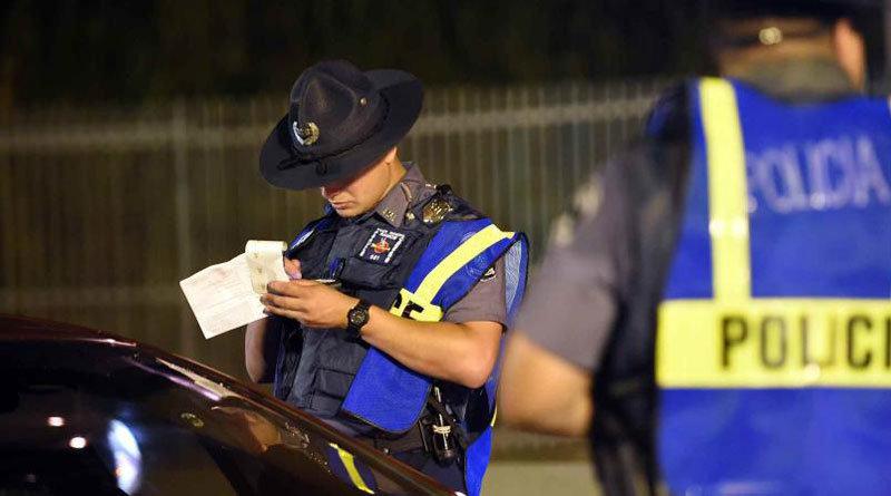 Policía realizará bloqueos este fin de semana