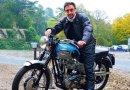 Duro accidente en moto de Richard Hammond en Mozambique