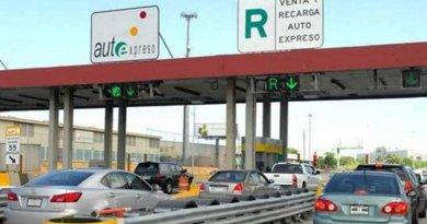 AutoExpreso, Peajes, Peaje