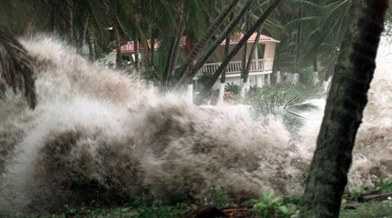¿Qué ocurre cuando entra el ojo del huracán?
