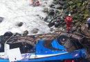 """La """"Curva del Diablo"""" en Perú, entre las carreteras más peligrosas"""