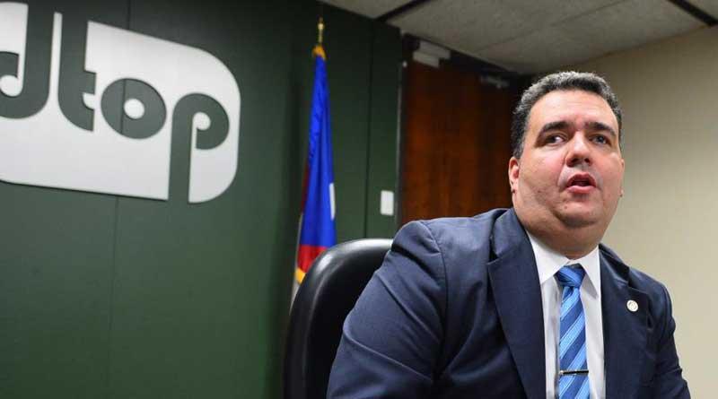 Carlos Contreras, DTOP