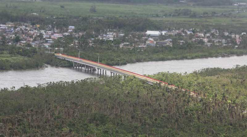 Río Cañas en Mayagüez