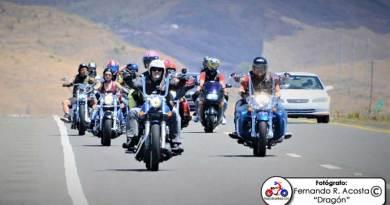 Corrida con los 20Tu & La Familia MC hacia La Frontera 512