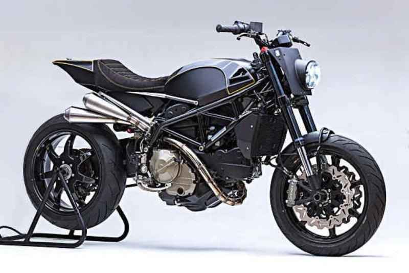 ducati tracker by bcr 1
