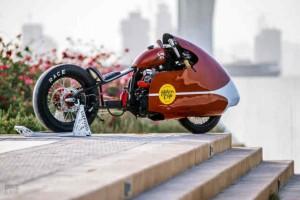 hero xtreme 150 custom repartidor veloz 2