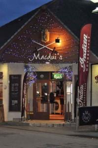 indian restaurante mcdui 17