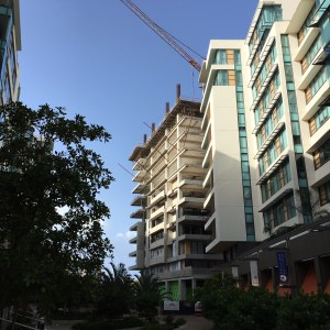 The final phase of Ciudadela in Santurce is underway - is this a signal of confidence in the real estate market by one of the major hedge funds?