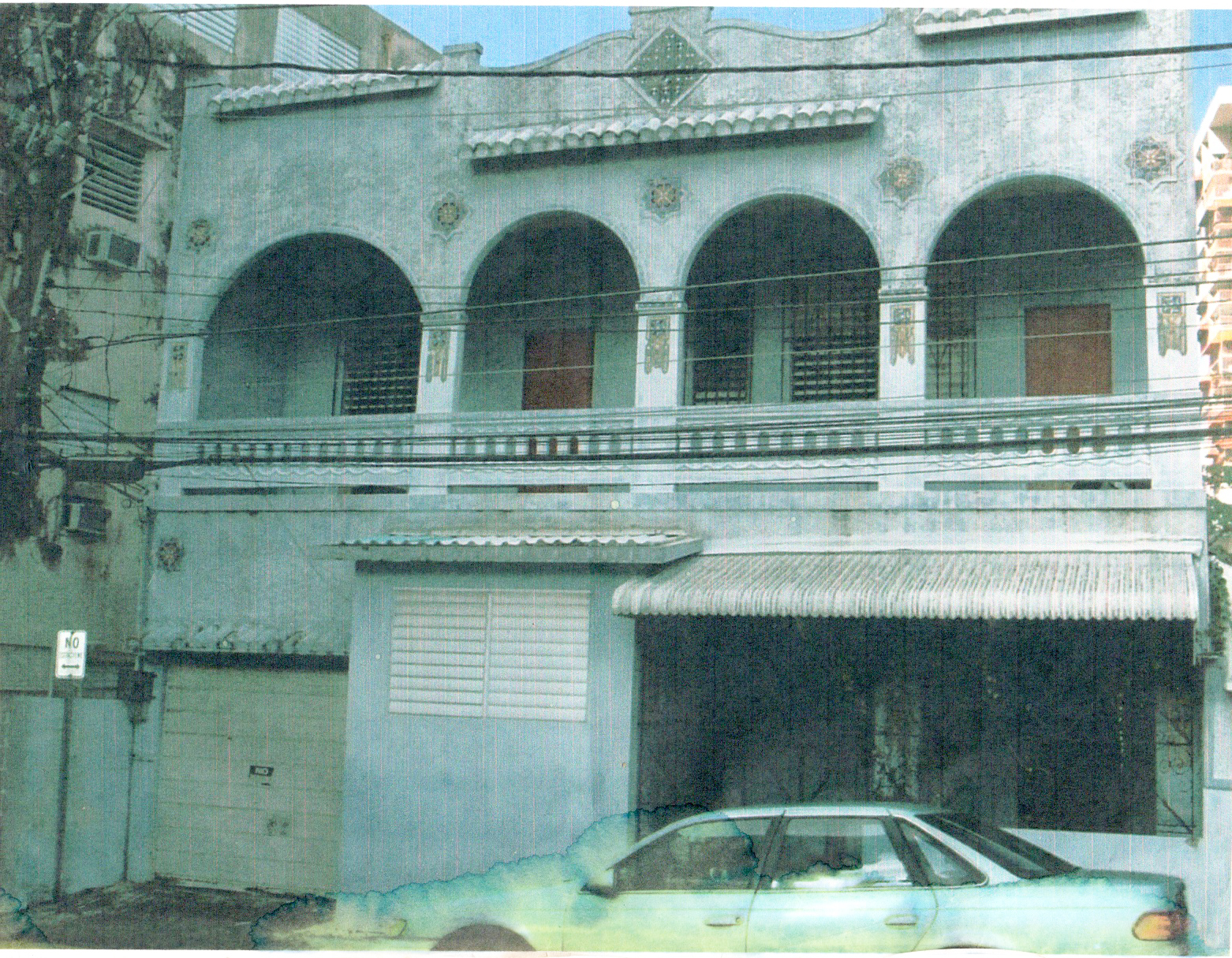 456 Calle Saldaña Before Renovation (circa 2005)