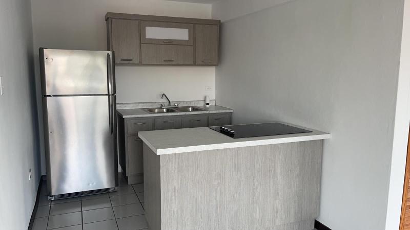 Newly renovated kitchen.