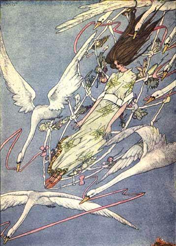 Harry Clarke - The Wild Swans
