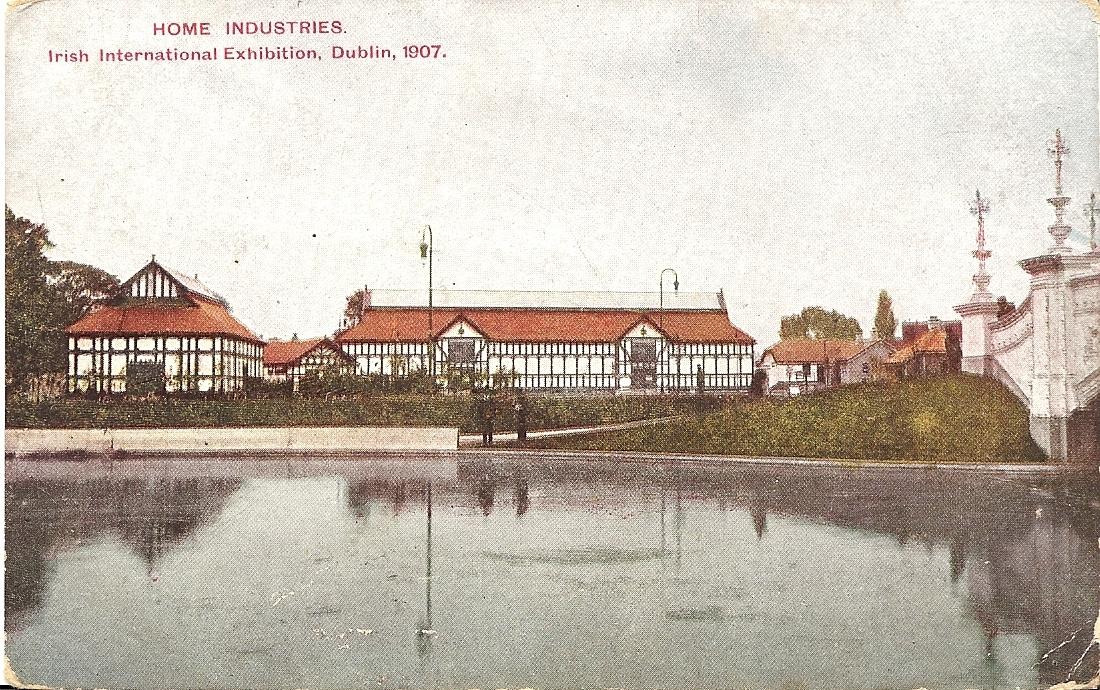 International Exhibition Postcard