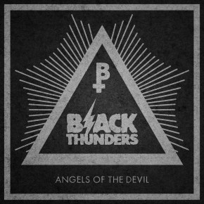"Black Thunders y su EP ""Angels Of The Devil"""