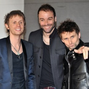 MUSE  EN LOS  BRIT AWARDS