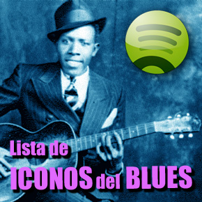 Playlist de iconos del Blues